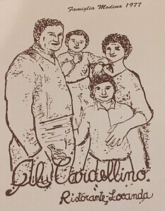 La famiglia Modena