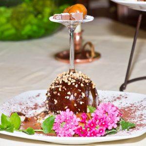 Al Cardellino dessert con cioccolato
