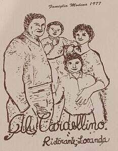 Al Cardellino famiglia Modena